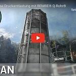 REMBE: Flammenlose Druckentlastung mit REMBE® Q-Rohr®