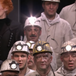 Abschied von der Steinkohle: Bergleute singen das Steigerlied